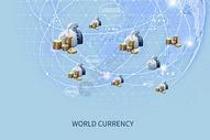 金融网上支付货币图片