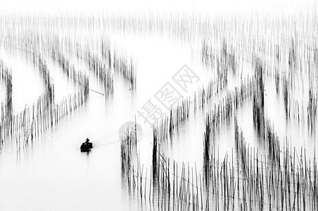 中国最美滩涂——霞浦风光图片