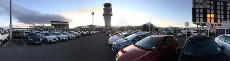 基督城机场图片