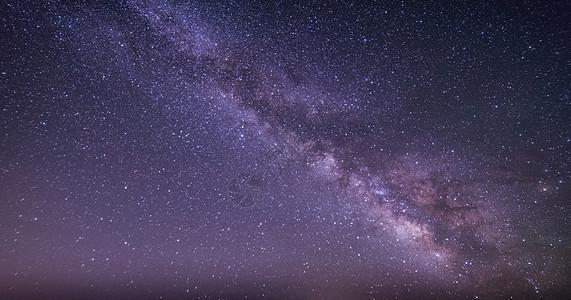 星空银河背景素材图片