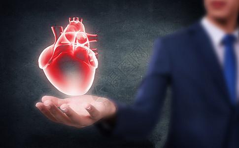 心脏研究图片