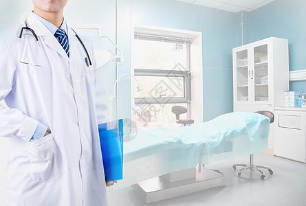 医院病房医疗科技图片
