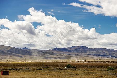 边塞草原大漠场景图片