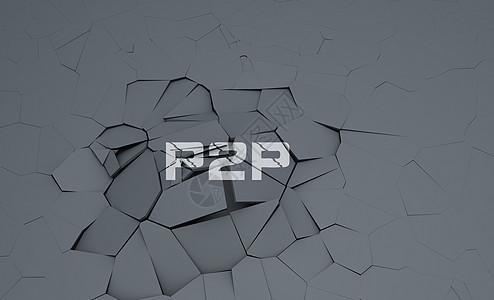 P2P的塌陷图片