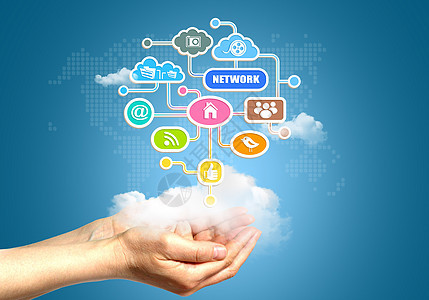 云数据网络科技图片