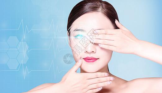 眼部手术图片