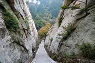 陕西西岳华山自然风光图片