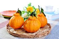 丑柑橘子新鲜水果图片
