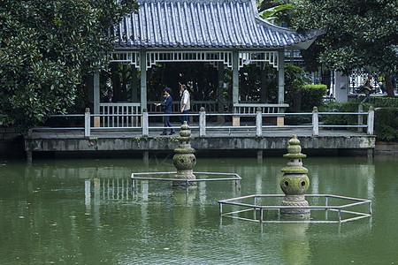 中国风园林建筑图片
