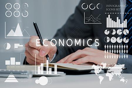 经济学图片