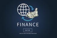 世界金融互联网图片