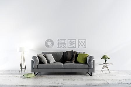 室内沙发简约背景图片