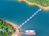 俯瞰千岛湖图片