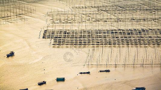 福建霞浦滩涂风光图片