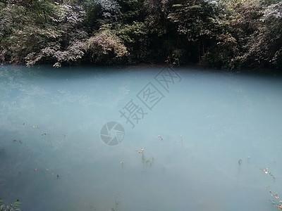 张家界峡谷山水风光图片