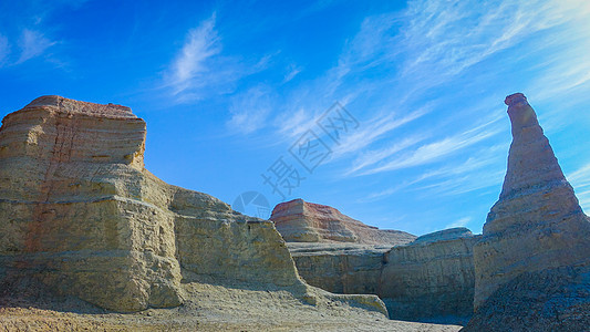新疆魔鬼城景区图片
