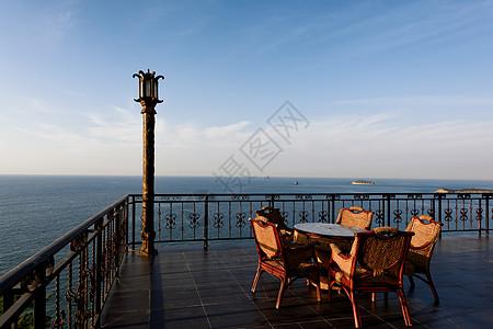 海边度假风景图片