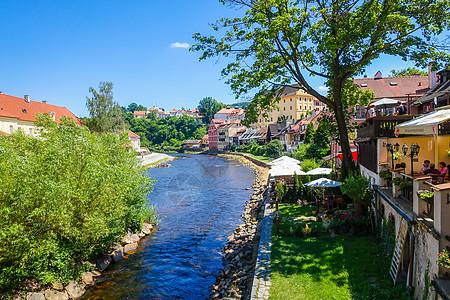 欧洲小镇风光图片