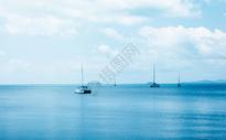 苏梅岛天空之镜美景图片
