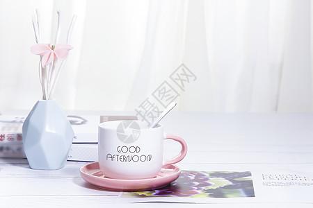 甜美下午茶图片