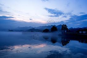 窗外的千岛湖山水图片
