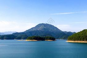 千岛湖岸图片
