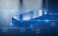 科技智能手机图片