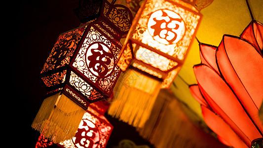 游园灯会图片