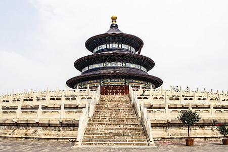 北京故宫天坛祈年殿图片