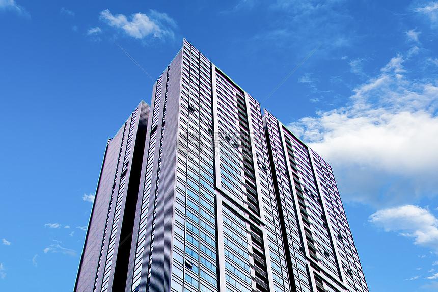 天津昆仑中心公寓楼图片
