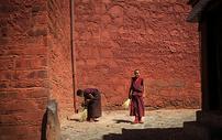 西藏人文图片