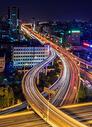 上海城市景观图片