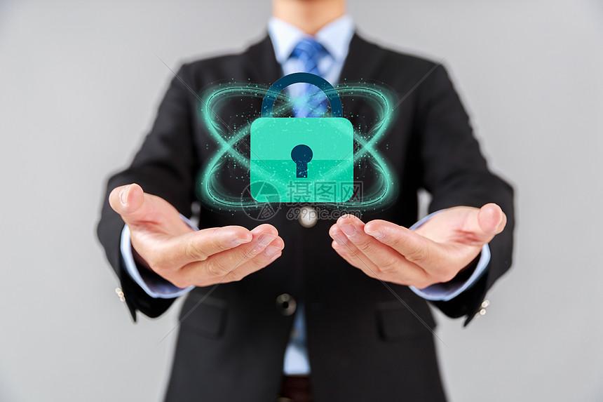 科技信息安全图片