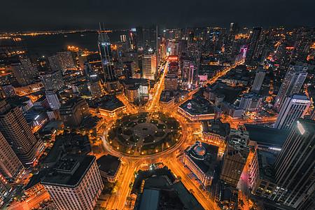 大连中山广场图片