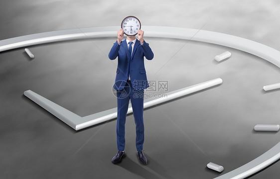 商务人的时间图片