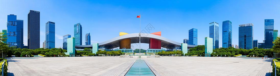 深圳市民中心图片