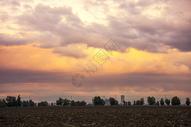 日出日落红云晚霞火烧云图片
