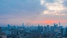 武汉城市建筑风光500675738图片