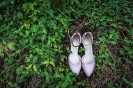 婚礼婚鞋图片
