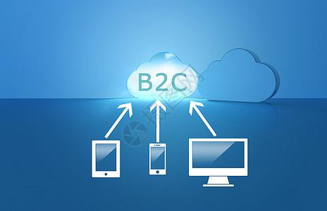 B2C及第三方支付图片