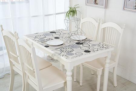 家居家纺PVC餐桌桌布图片