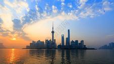 上海外滩风光图片
