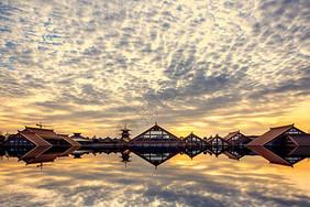 上海松江广富林水下博物馆图片