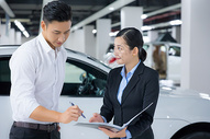 商务汽车销售服务图片