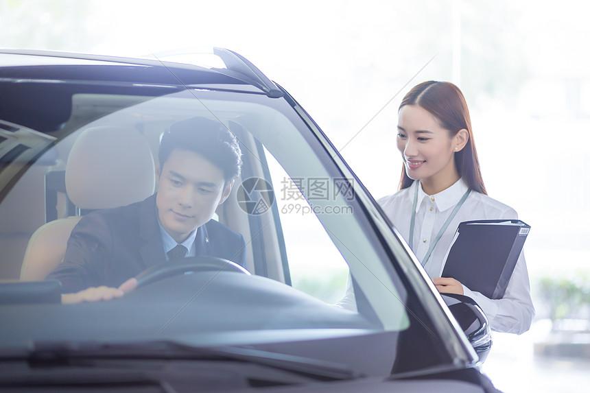 车行汽车销售服务图片