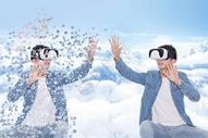 天空VR碎片人体验图片
