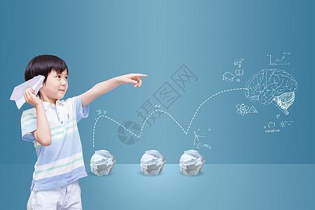 小学生开发智力思维训练图片