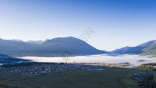 新疆喀拉斯旅游美景美图图片