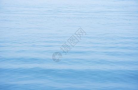 蓝色的海图片
