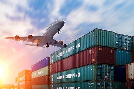 商业货运交通图片